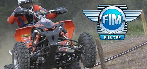 ITP - hlavní sponzor mistrovství Evropy v quadcrossu