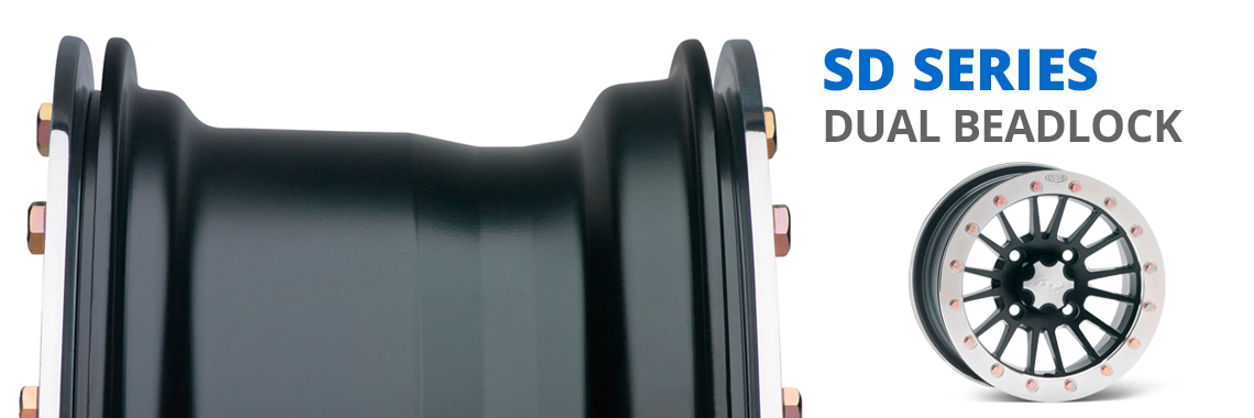 SD Series dual Beadlock